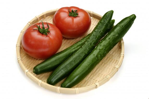 トマト・きゅうり